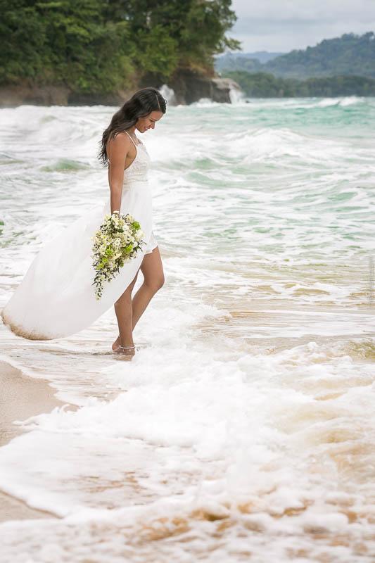 Costa Rica Weddings at La Costa de Papito