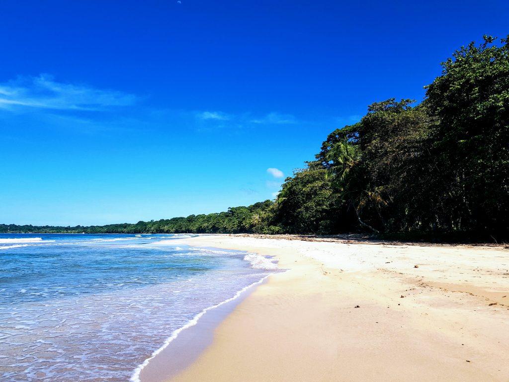 Playa Grande near Manzanillo